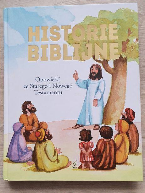 Historie Biblijne - Książka NOWA