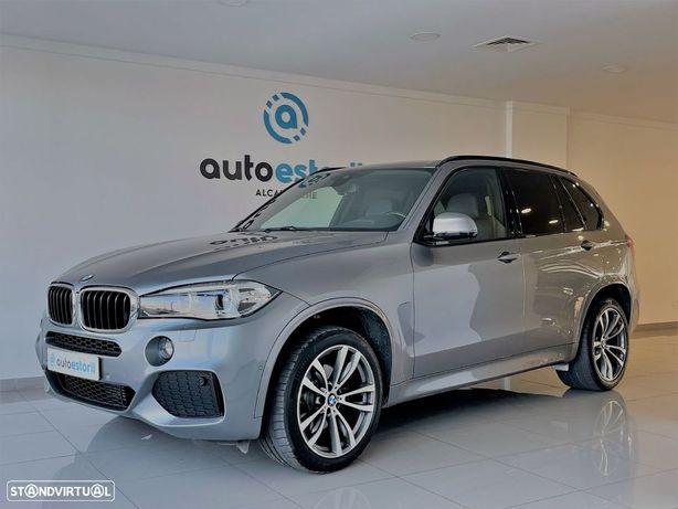 BMW X5 sDrive 25 DA - Pack M 7L. (F15)