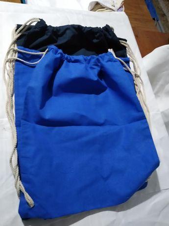 Plecaki bawełniane
