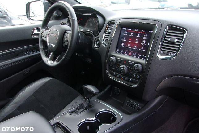 Dodge Durango REZERWACJA GT Black Edition 7os 119+VAT