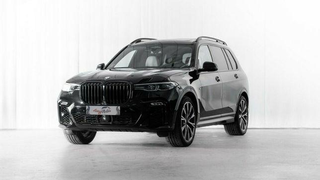 BMW X7 M50i xDrive Individual 2020