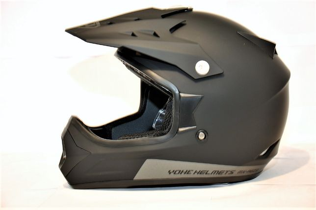 Kask Yohe MX-A623 CROSS Enduro ATV NOWY