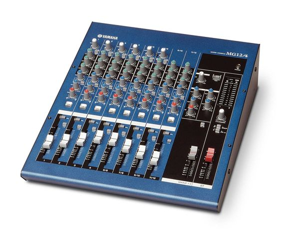 Yamaha Mixer - MG 12/4