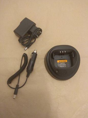 Ładowarka do krótkofalówek Motorola do Serii CP, EP, GP i innych