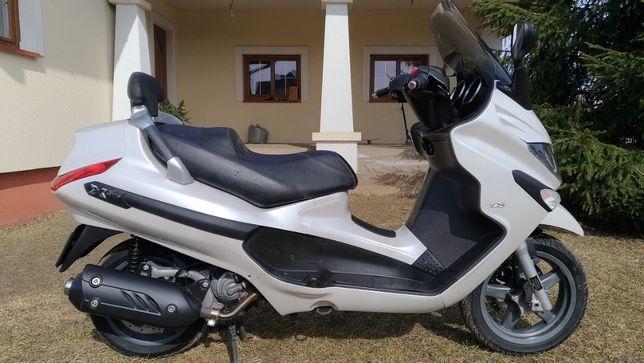 Piaggio X Evo 125, rok 2013