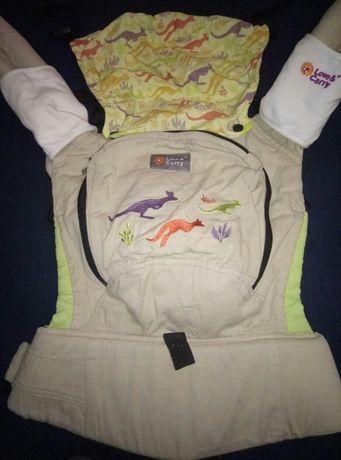 Ерго рюкзак Love Carry / эрго рюкзак / эргорюкзак