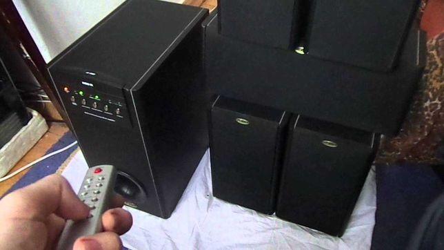 Активная система 5.1  Цена- 4000 руб.