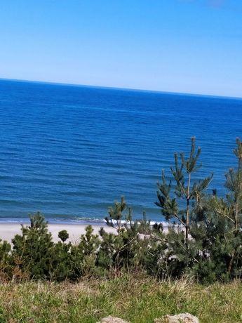 Wczasy nad morzem Mieroszyno.Pokoje u Maryli.