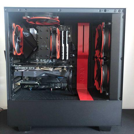 PC Gaming AMD Ryzen 5 3600, ROG Strix GTX 1660 Super, 16GB DDR4 RGB