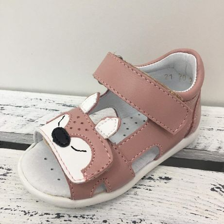 Sandałki liski Mido Shoes .