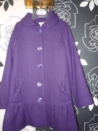 Красивое пальто НМ для девочки