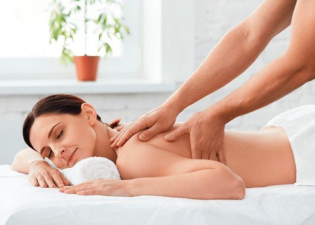 Массаж расслабляющий лечебный спортивный