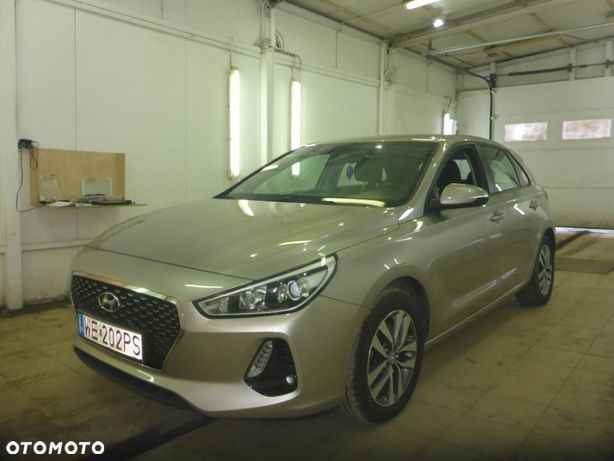 Hyundai I30 1.4 Benzyna 100 Koni , Okazja  1 Wł, Pl, Fv 23%,