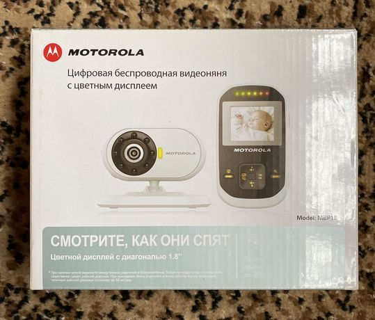 Видео няня Motorola