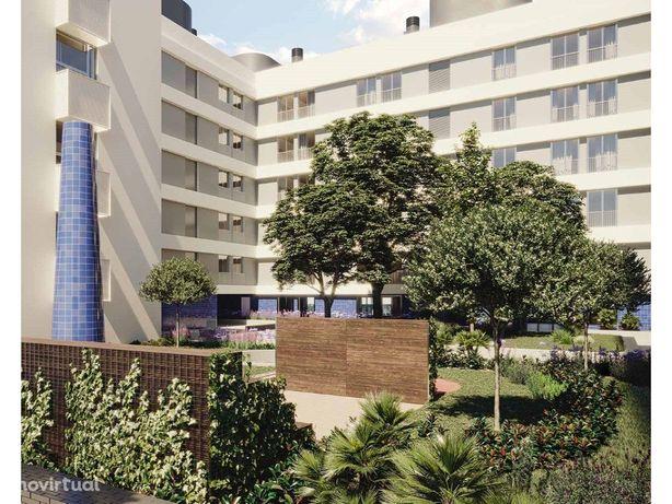 Apartamento T1, Seixal (Grande Lisboa) em condomínio fech...