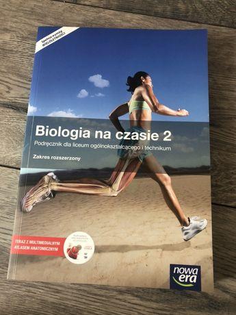 Biologia na czasie 2 podręcznik