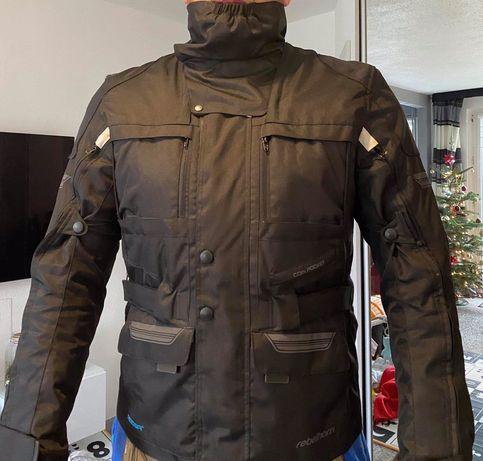 Kurtka motocyklowa Rebelhorn tekstylna XXL
