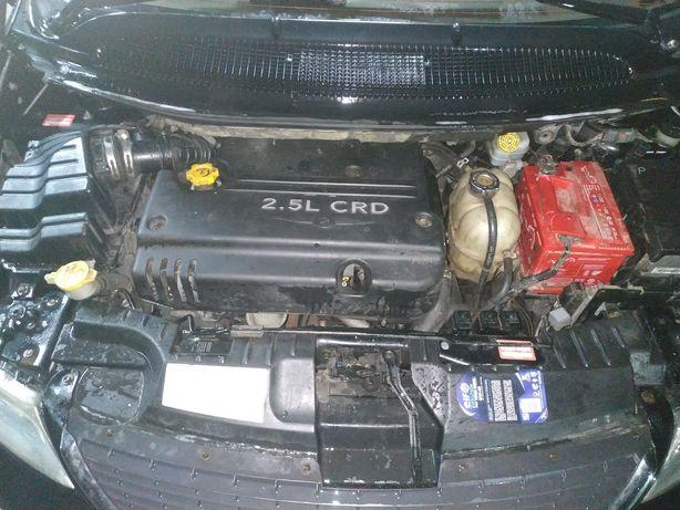 Розборка Разборка Шрот Chrysler Voyager 2.5crd двигун ходова салон