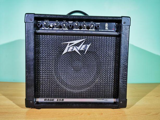 Комбоусилитель гитарный Peavey Trans Tube Rage 158