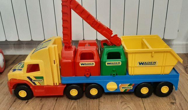 Śmieciara Wader duża 75 cm