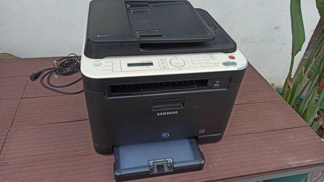 Impressora multifunções Samsung laser a cores, CLX-3185FN