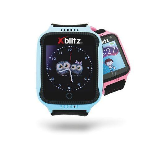 Interaktywny zegarek Smartwatch Xblitz Watch Me kontrola rodzicielska