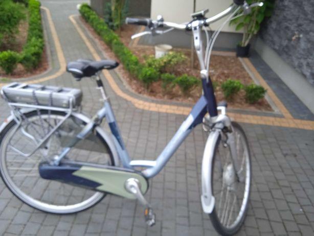 Sparta RX ION rower elektryczny.Stan bardzo dobry.