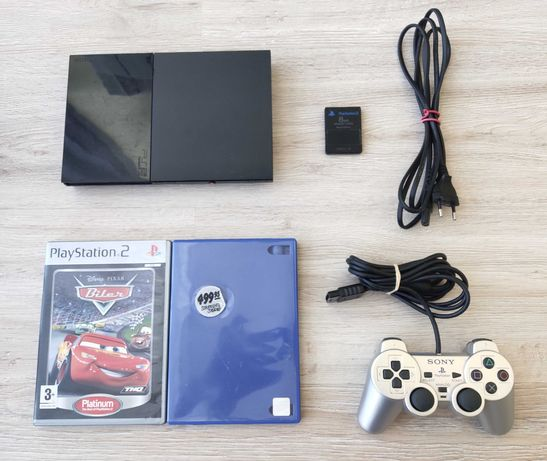 Продам Sony Playstation 2 slim scph-90004