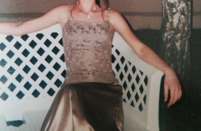 Женское вечернее/выпускное платье размер ХS