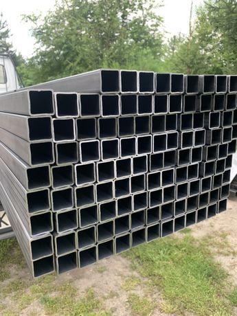 Profil stalowy 30x30x2 na bramy, ogrodzenia, balustrady!