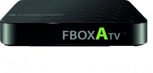 Ferguson FBOX ATV SMART TV BOX Android tv, 4K UHD
