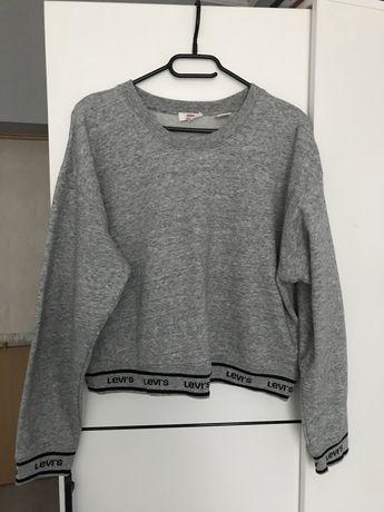Bluza Levi's szara z logo M