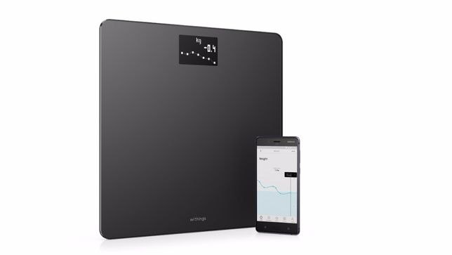 Waga łazienkowa Withings BMI Nokia Body