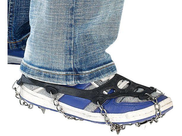 RAKI KOLCE Zimowe łańcuchy na buty R 35-43 Semptec