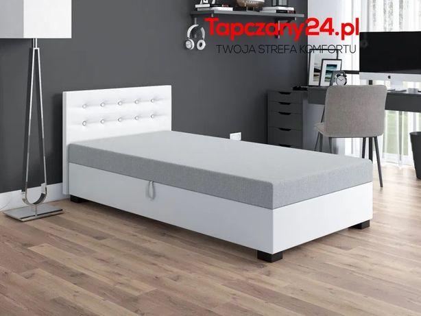 Łóżko Tapczan z pojemnikiem GRATIS młodzieżowe jednoosobowe 80/90/100
