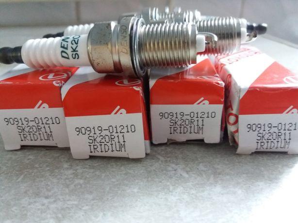 Свечи зажигания Denso Iridium SK20R11/SK20HR11/SK20BGR11/SC20HR11/