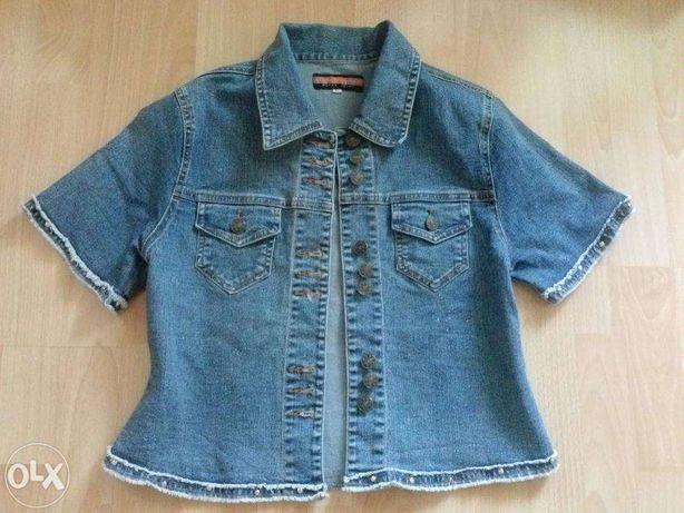 Świetna bluza jeansowa na 11/13 lat/ rozm. S