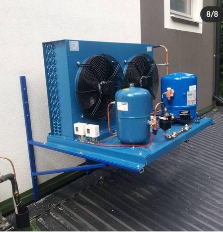 Промисловий холод/ підбір / монтаж/ обслуговування холод. обладнання