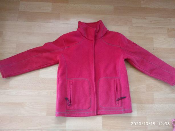 Кофта-куртка флисовая