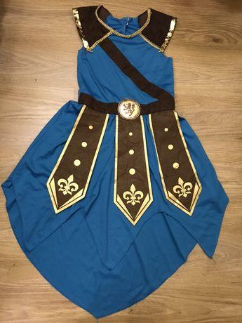 Карнавальный костюм воин, рыцарь на 9-10 лет