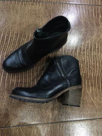 Ботинки, ботильоны демисезонные, кожаные Belstaff 37 р.