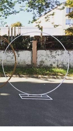 Аренда каркаса круглого