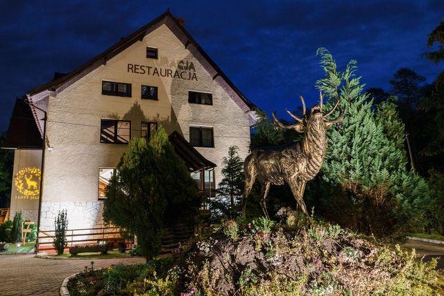 Pokoje w Złotym Potoku Zloty Jeleń restauracja i dom gościnny