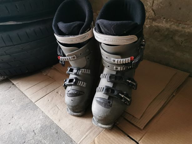 Buty narciarskie Salomon r39 r40 260mm wkładka rozmiar