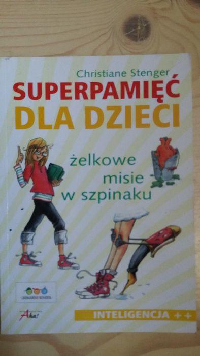 Superpamięć dla dzieci - Stenger Christiane Kraków - image 1