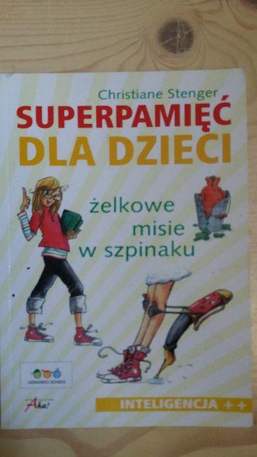 Superpamięć dla dzieci - Stenger Christiane