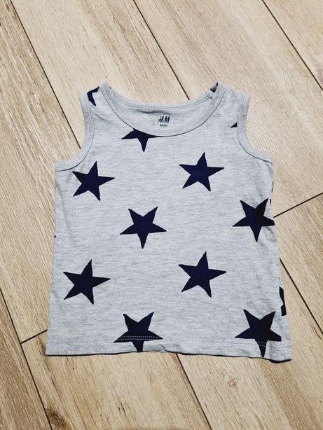 Koszulka T-shirt podkoszulka hm