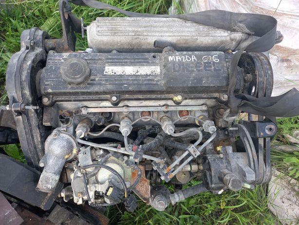 Двигун двигатель мотор Mazda III RFG5  Мазда 626 2.0 дизель