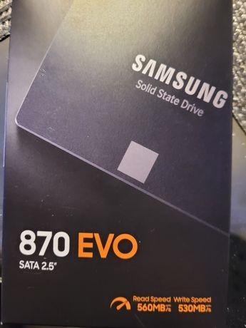 Samsung Evo 870 ssd 500gb nowy
