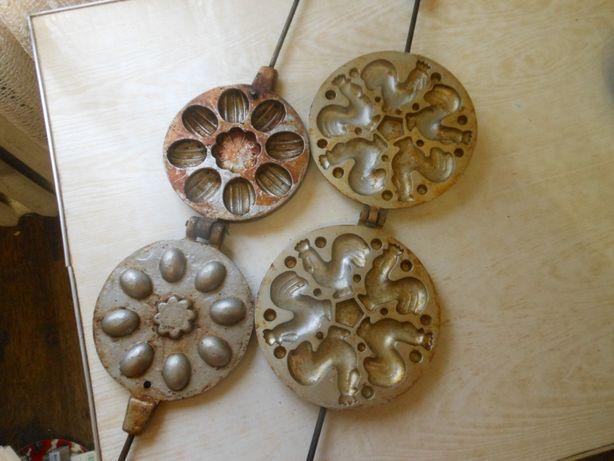 Чугунные формы посуда СССР